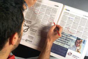 Come cercare gli annunci di lavoro in modo efficace