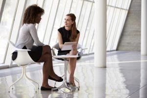 Come candidarti ad un lavoro di persona