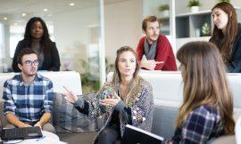Come partecipare ad un colloquio di gruppo