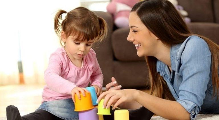Come ottenere un lavoro da baby sitter